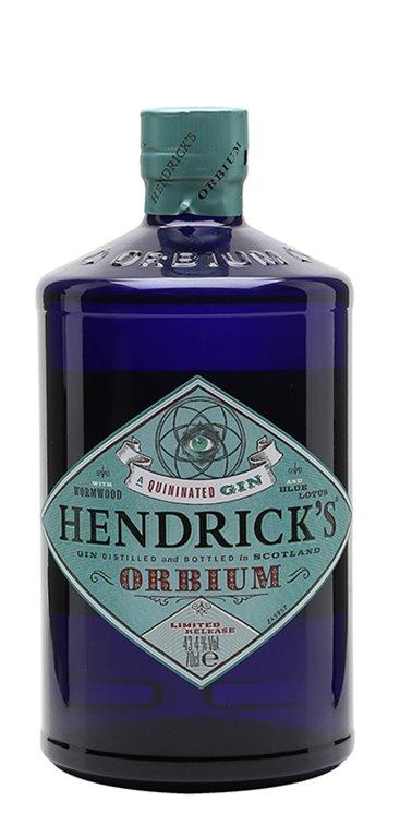 Gin Hendrick''s Orbium