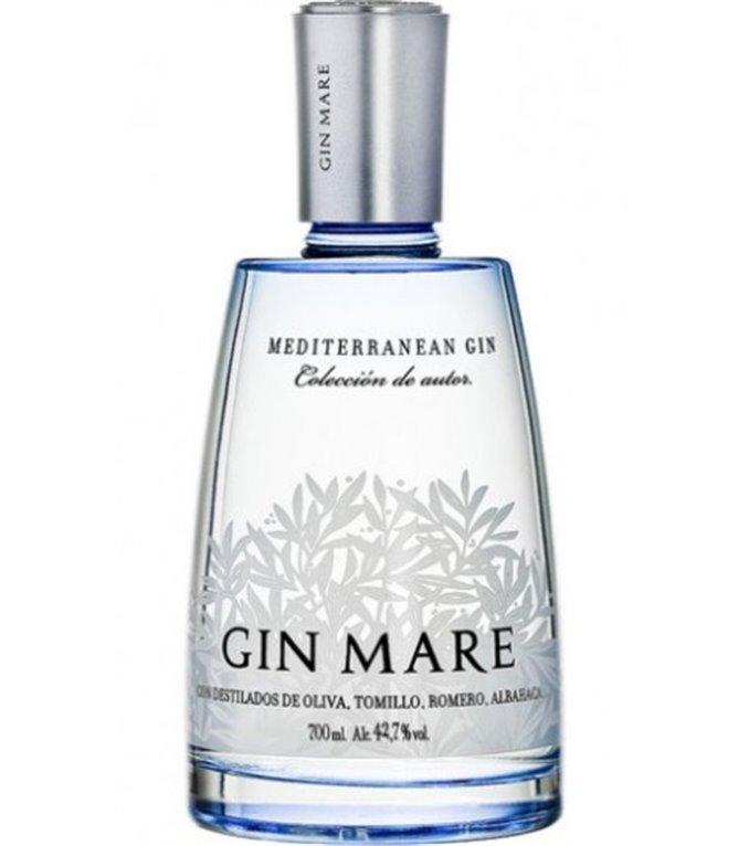 Gin Mare 1 Litro, 1 ud