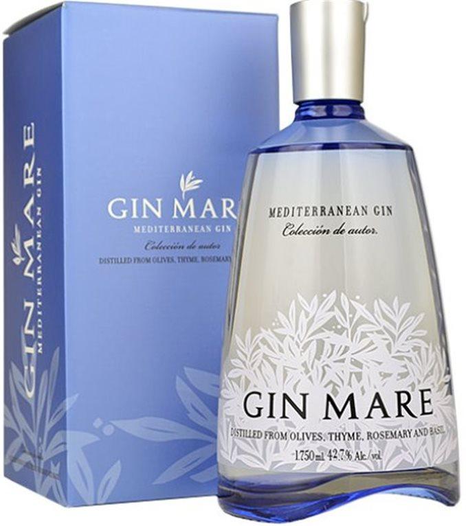 Gin Mare Magnum 1,75 Litros, 1 ud