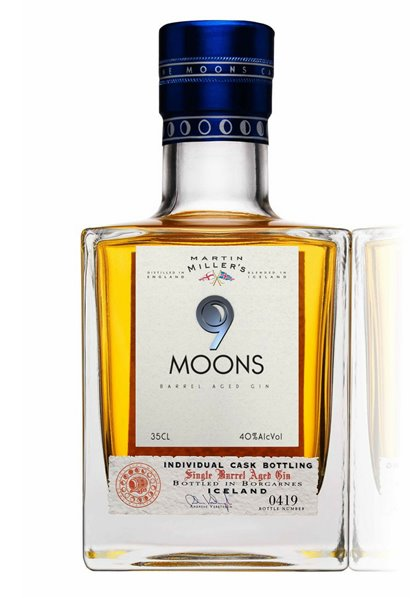 Gin Martin Millers 9 Moons 35cl