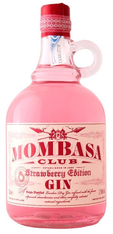 Gin Mombasa Strawberry, 1 ud