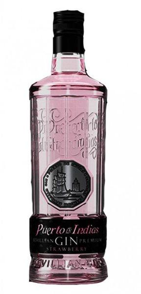 'Gin Premium Puerto de Indias Strawberry