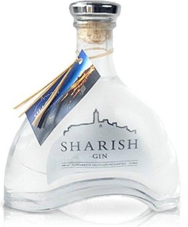 Gin Sharish, 1 ud