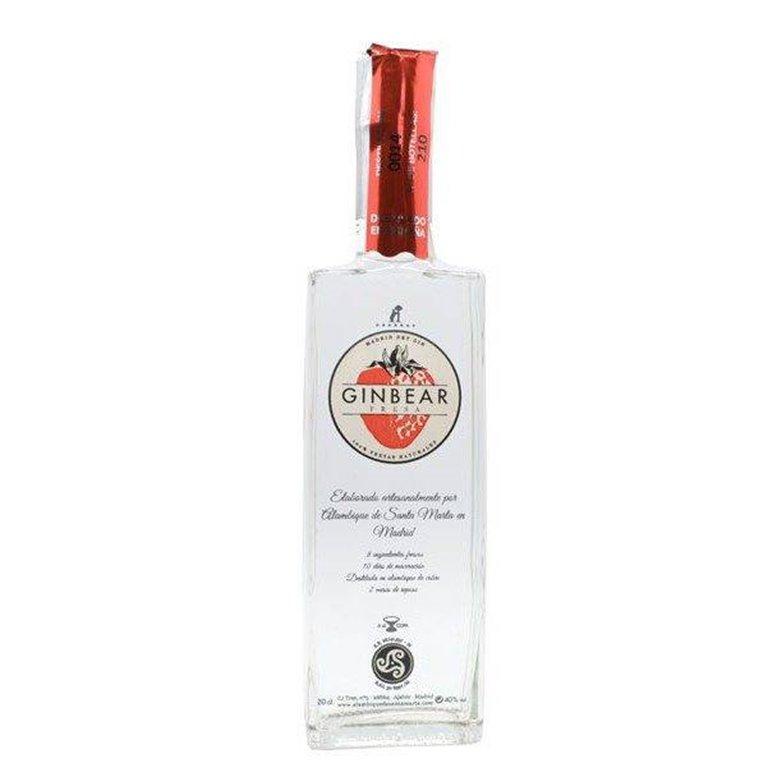 Ginbear Fresa 20 cl.