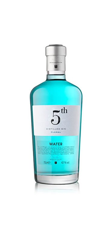 Ginebra 5Th Water Floral 0.7L