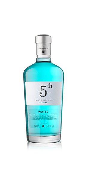 Ginebra 5Th Water Floral 0.7L