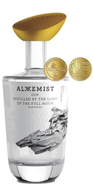 Ginebra Alkkemist Premium Gin