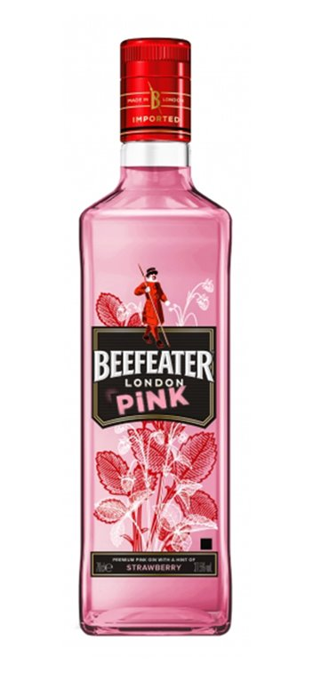 Ginebra Beefeater Pink