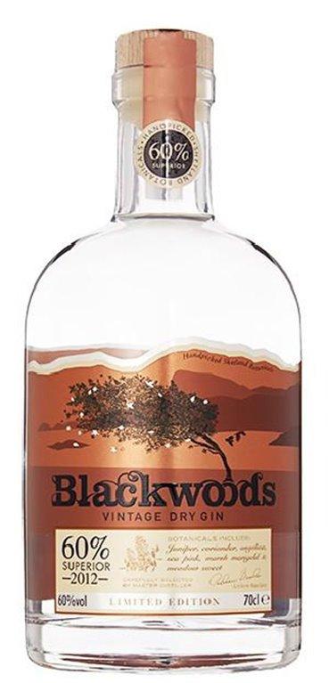 Ginebra Blackwood's Strong