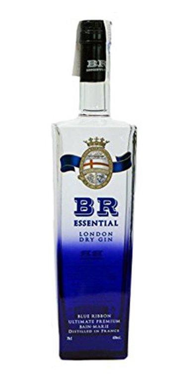 Ginebra London Dry Blue Ribbon Essential