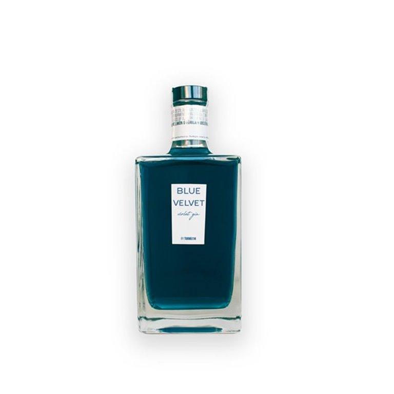 GINEBRA BLUE VELVET, 0,70 l