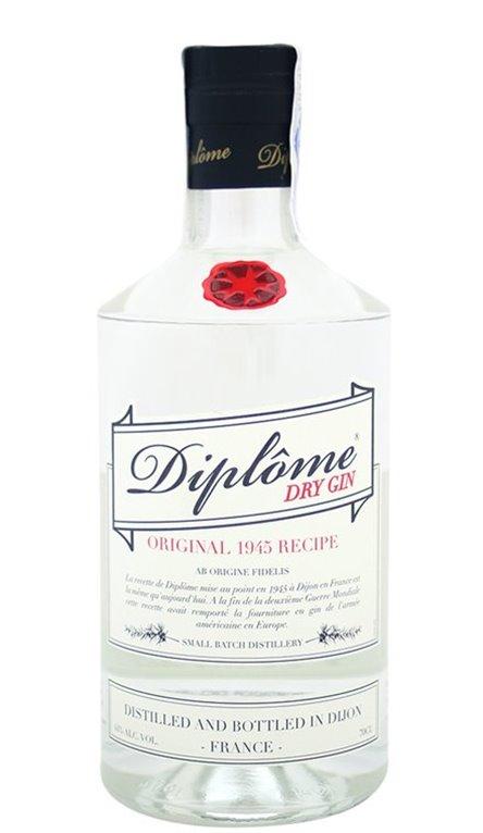 Ginebra Diplome Dry Gin