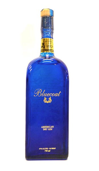'Ginebra Ecológica Bluecoat 70cl