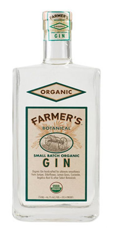 Ginebra Farmer's Organica 0.7L