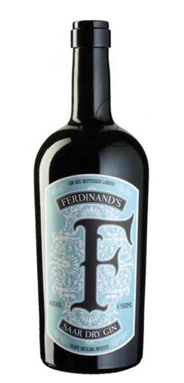 Ginebra Ferdinand's Dry gin 50cl