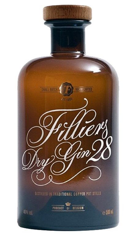 Ginebra Filliers Dry Gin 28 50 Cl