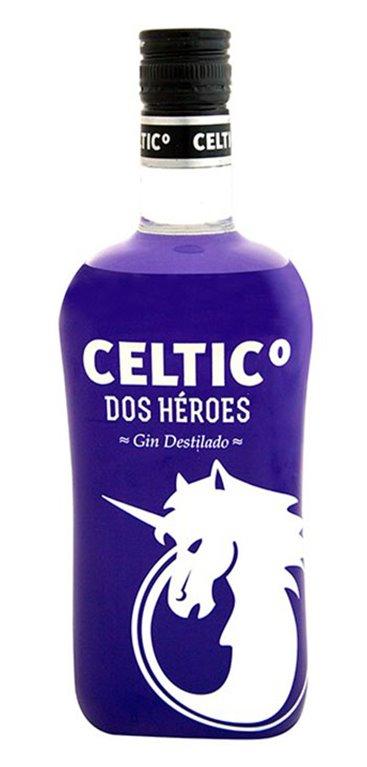 Ginebra Gallega Celticº Dos Héroes + Pulsera de Regalo