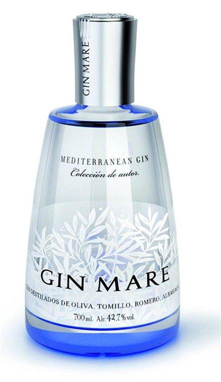 Ginebra Gin Mare Coleccion de Autor