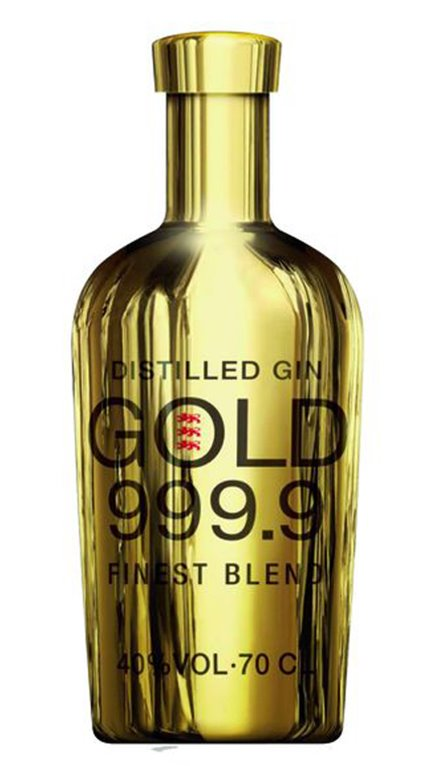 Ginebra Gold 999.9 Finest Blend