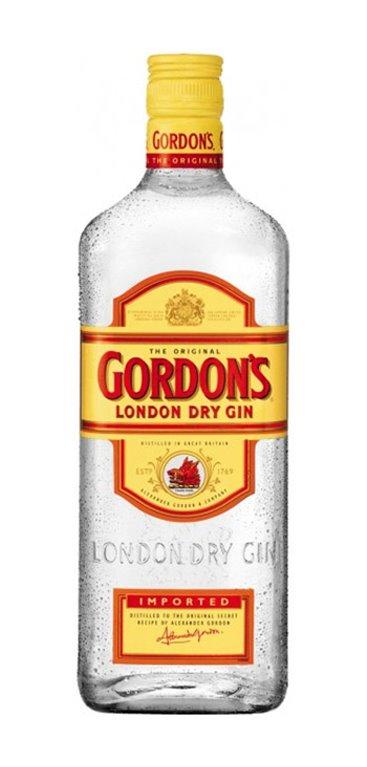 Ginebra Gordon's London Dry Gin
