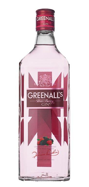 Ginebra Greenall's Wild Berry