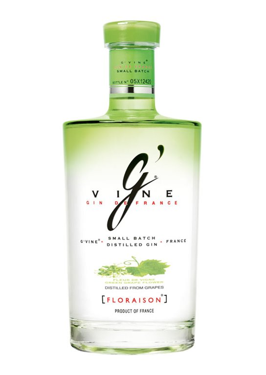 'Ginebra G`vine Floraison Gin