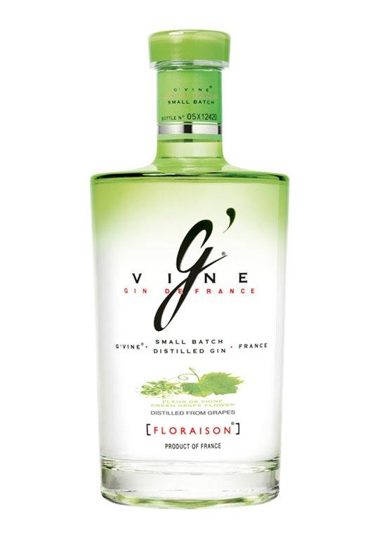 Ginebra G`vine Floraison Gin