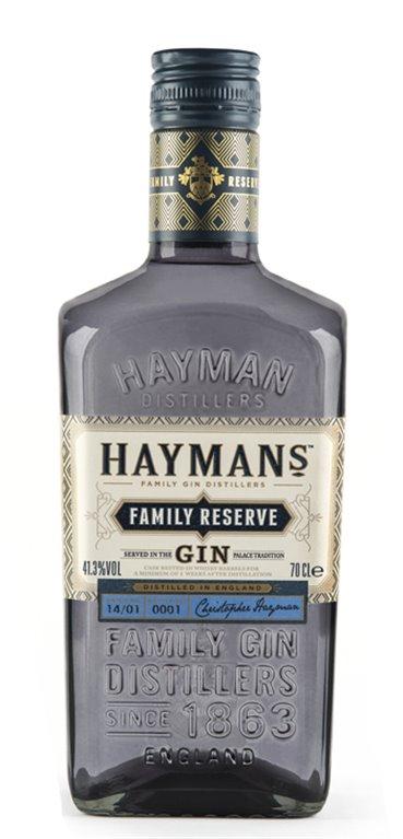 Ginebra Hayman's Family Reserve