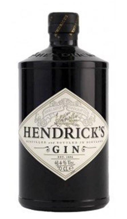 Ginebra Hendricks Gin 35 cl