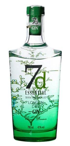 Ginebra London Dry 7D Essential
