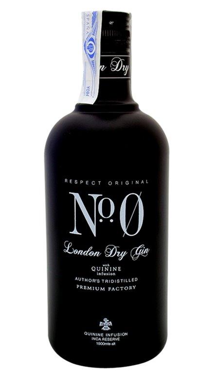Ginebra London Dry Gin Nº0