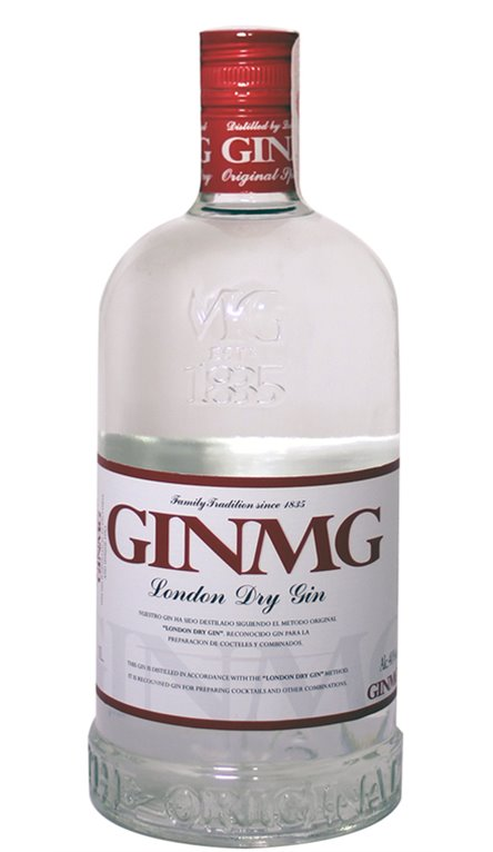 Ginebra MG Clásica London Dry Gin
