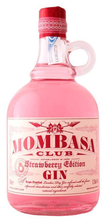 Ginebra Mombasa Strawberry