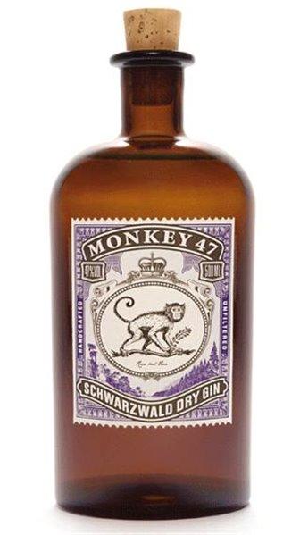 'Ginebra Monkey 47 50cl