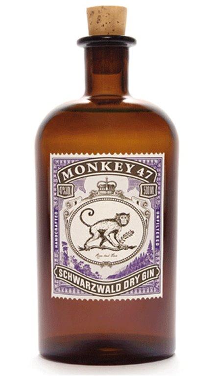 Ginebra Monkey 47 50cl