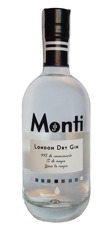 Ginebra Monti London Dry