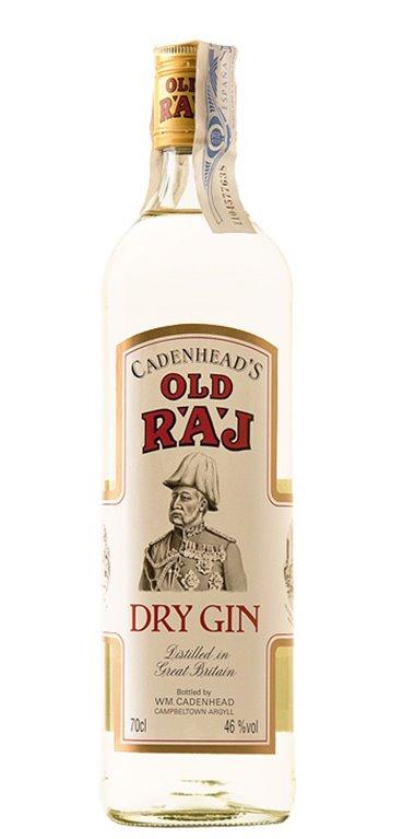 Ginebra Old Raj Dry 46%