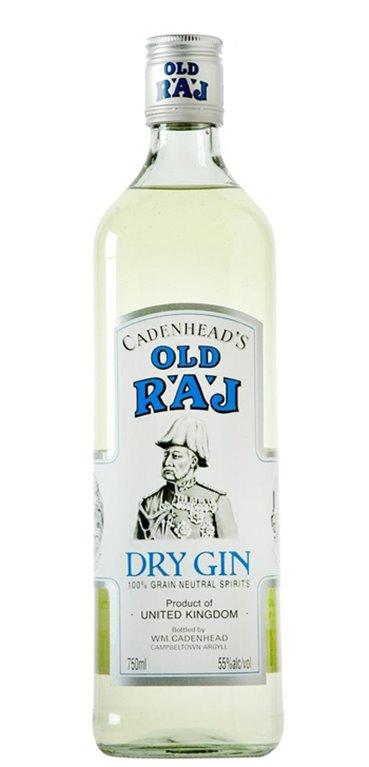 Ginebra Old Raj Dry 55%