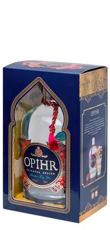 Ginebra Opihr London Dry Gin