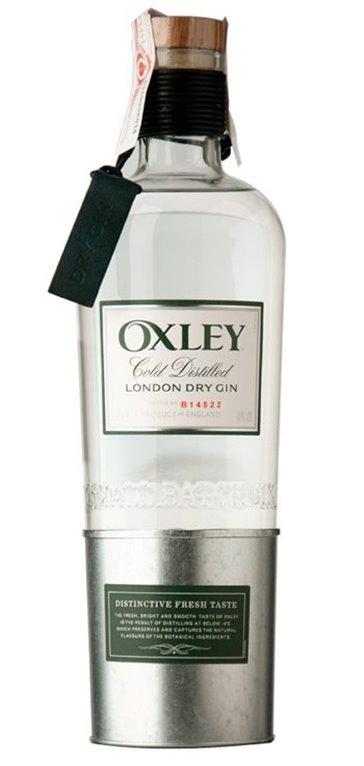 Ginebra Oxley Dry Gin