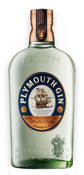 Ginebra Plymouth Est 1793