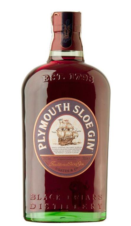 'Ginebra Plymouth Sloe