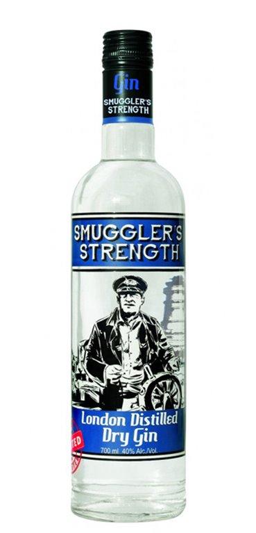 Ginebra Smuggler's Strength