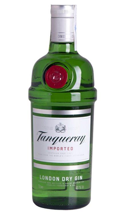 Ginebra Tanqueray London Dry Gin