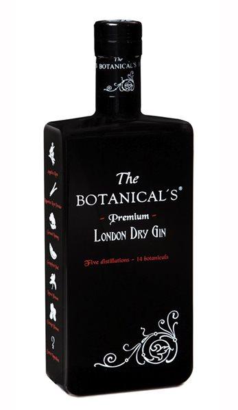 'Ginebra The Botanical`s Premium London Dry Gin