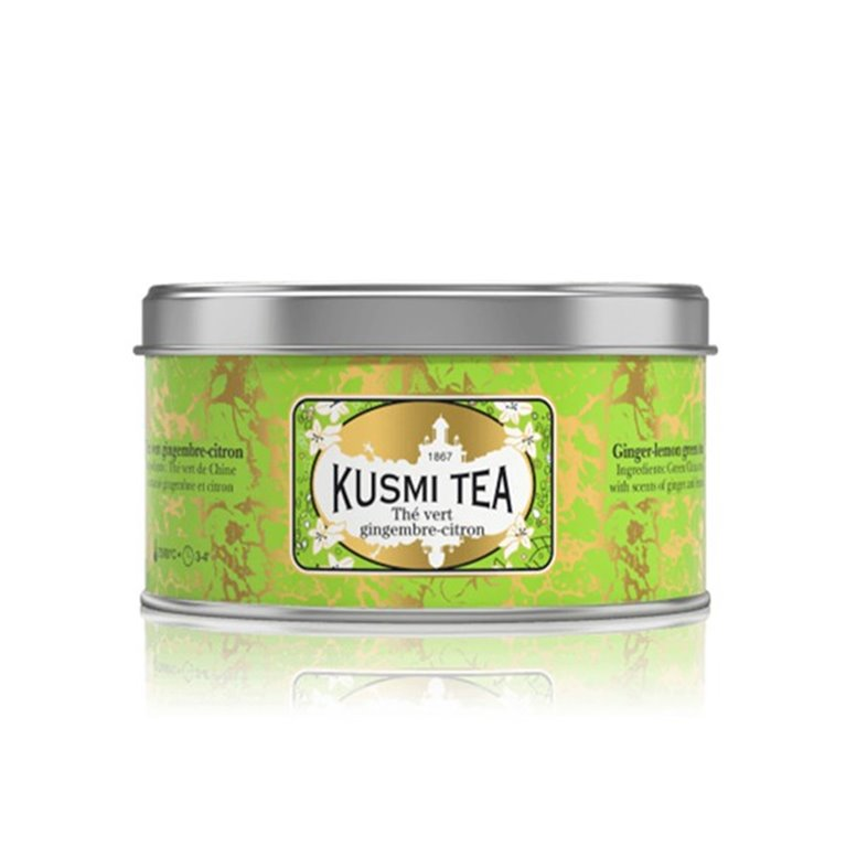 Ginger - Lemon Green Tea, 1 ud