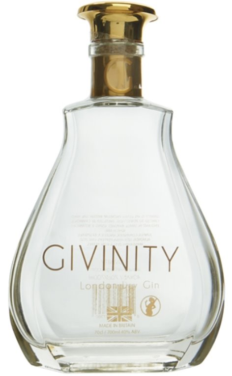 Givinity London Dry Gin, 1 ud