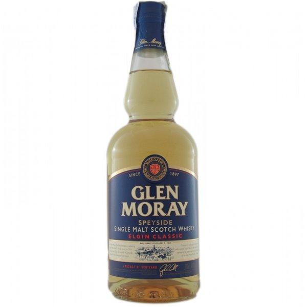 GLEN MORAY CLASSIC 0,70 L. + ESTUCHE