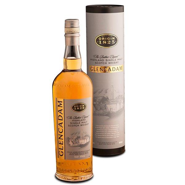Glencadam Single Malt Whisky Origin 1825