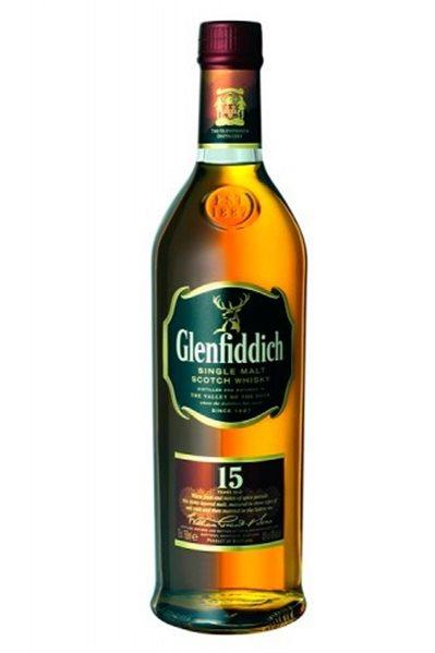 Glenfiddich 15 Años Solera